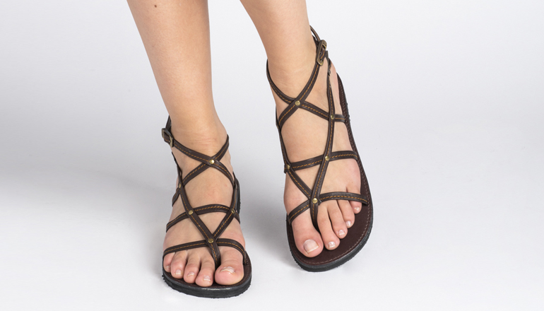 Sandale Cuir Classic C39